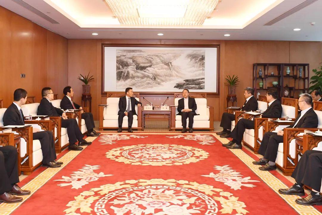 明阳智能与华能团体签订战略协作协议